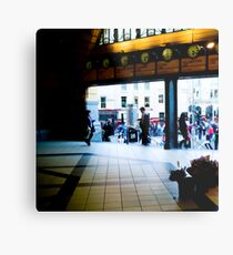 rush hour Metal Print
