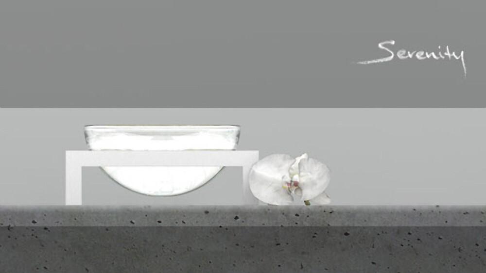 Serenity I by Graeme Hindmarsh Design