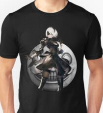 Nier: Automata 2B Emil Unisex T-Shirt