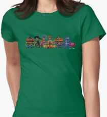 H.R. McDonaldland Women's Fitted T-Shirt