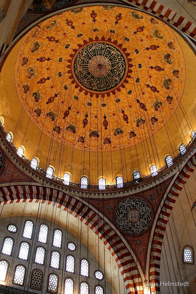 Suleymaniye by Jens Helmstedt