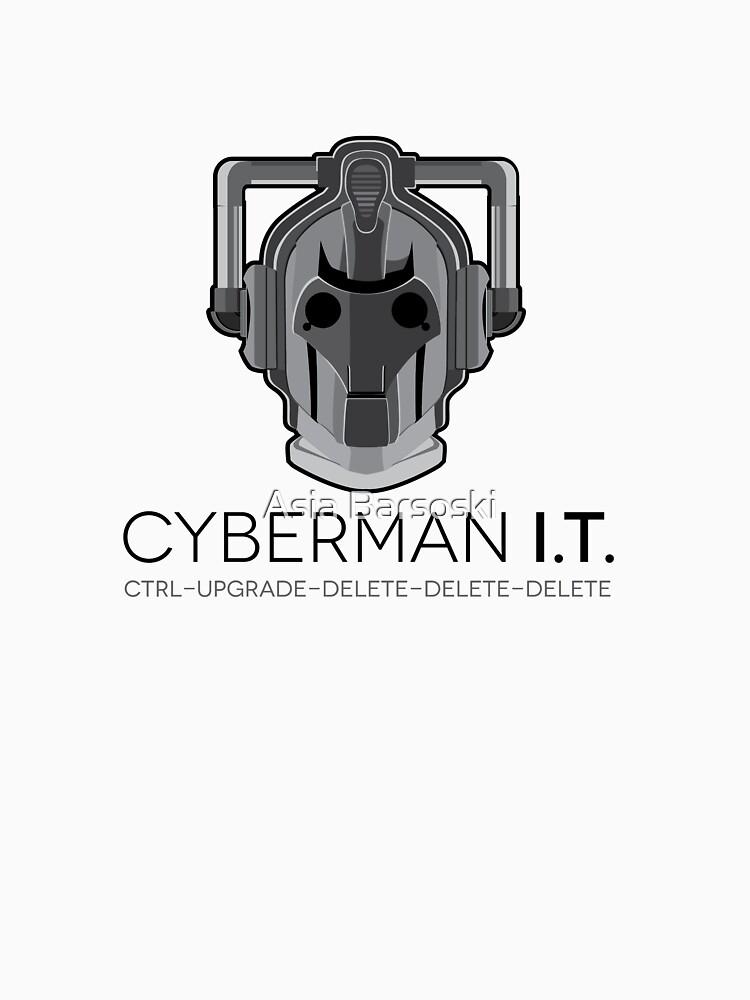 Cyberman I.T. by abarsoski