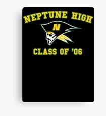 Neptune High Class of '06 Canvas Print