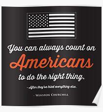Teenage America Poster