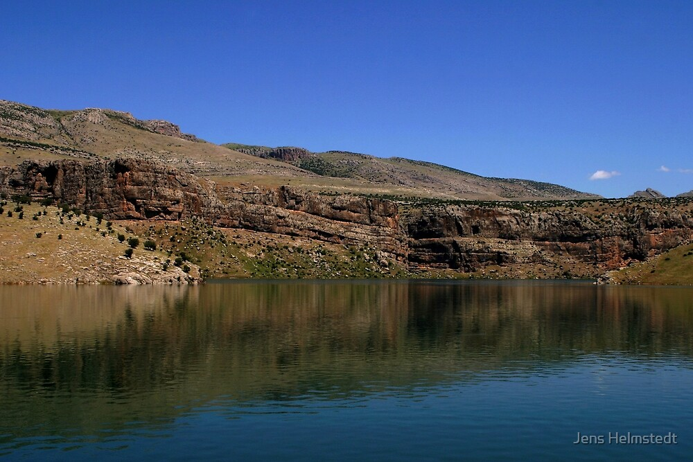 Euphrates by Jens Helmstedt
