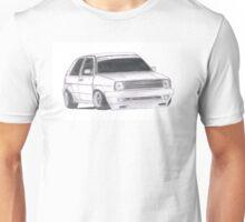 "MK2 VW Golf ""Renegade"" Unisex T-Shirt"