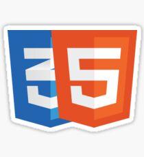 HTML5 CSS3 Sticker Sticker