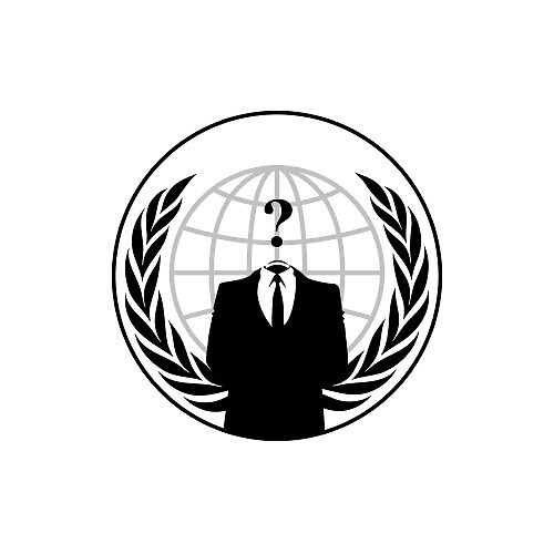 Anonymous sticker by KoreanKoala