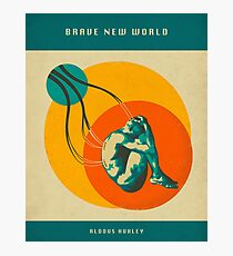 BRAVE NEW WORLD Photographic Print