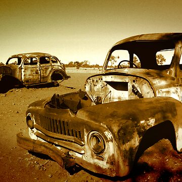 Rust Treatment by mickbails