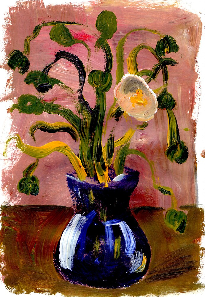 Poppies no.1 by Peter Neish