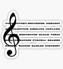 Music! Sticker