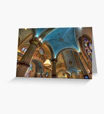 St. Nicholas Ukranian Church Greeting Card