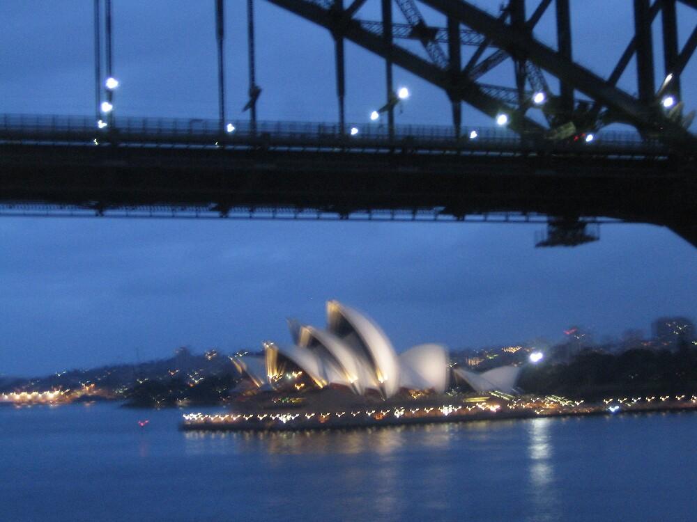 Sydney Harbour 2 by nicky