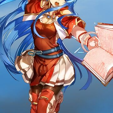 Young Sorceress Lilina by TomsTops