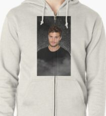 Fifty shades of grey - Christian Grey Zipped Hoodie