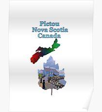 Pictou Nova Scotia Canada Poster