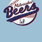 Milwaukee Biere von ImSecretlyGeeky