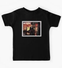 Doctor Who Postage Stamp Kids Clothes