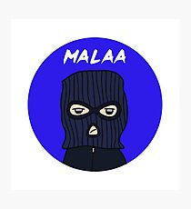 Malaa Photographic Print