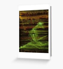 WDV - 537 - Mist Review Greeting Card