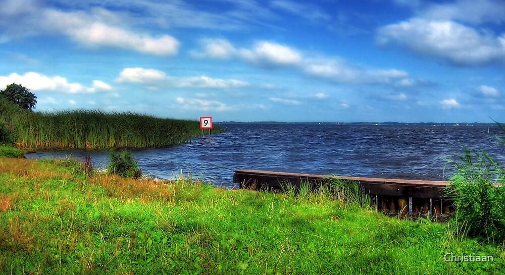 Sailing Weekend  by Christiaan