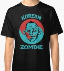 The Korean Zombie shirt Classic T-Shirt