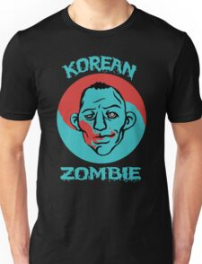 The Korean Zombie shirt Unisex T-Shirt