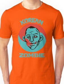 The Korean Zombie shirt Unisex T-Shirt