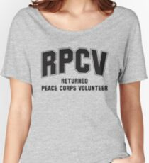 Peace Corps Volunteers Relaxed Fit T-Shirt