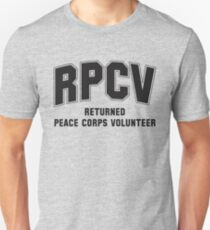 Peace Corps Volunteers T-Shirt