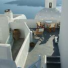 Santorini by Samuel Holt
