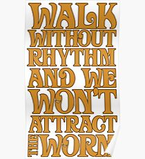 Walk without Rhythm Poster