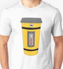 Monster Coffee Cup Unisex T-Shirt