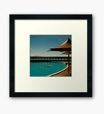 Sunday Framed Print