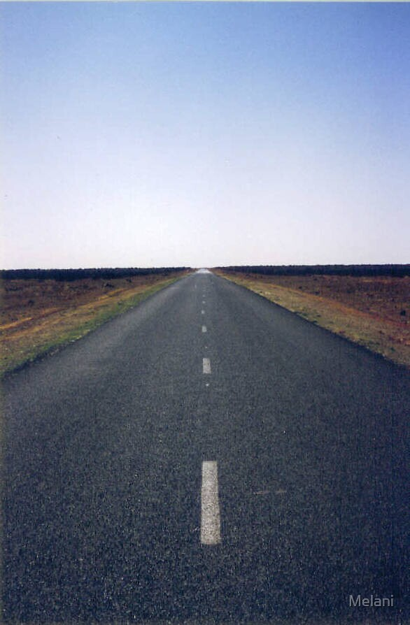 road to no where by Melani