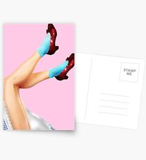 Ruby Pin Up Postcards