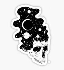 Raumgehirne Sticker