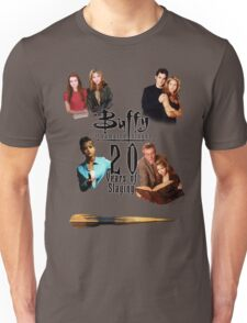 Buffy - 20 Years of Slaying Unisex T-Shirt