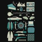 Supernatural Symbols by theSarahr