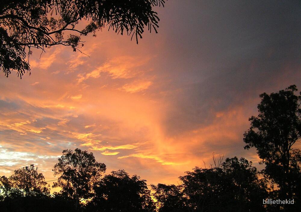 sunset 2 by billiethekid