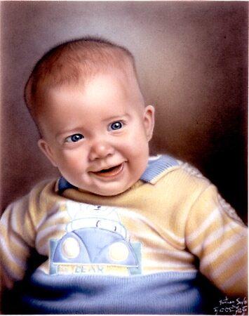 Baby Boy by artdsigns