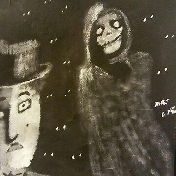 Fear of Death by NatLopez