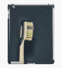 Toothbrush iPad Case/Skin