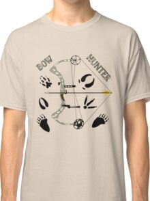 """Bow Hunter"" Gifts & Apparel Classic T-Shirt"