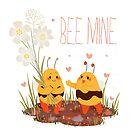 Bee Mine by panda3y3