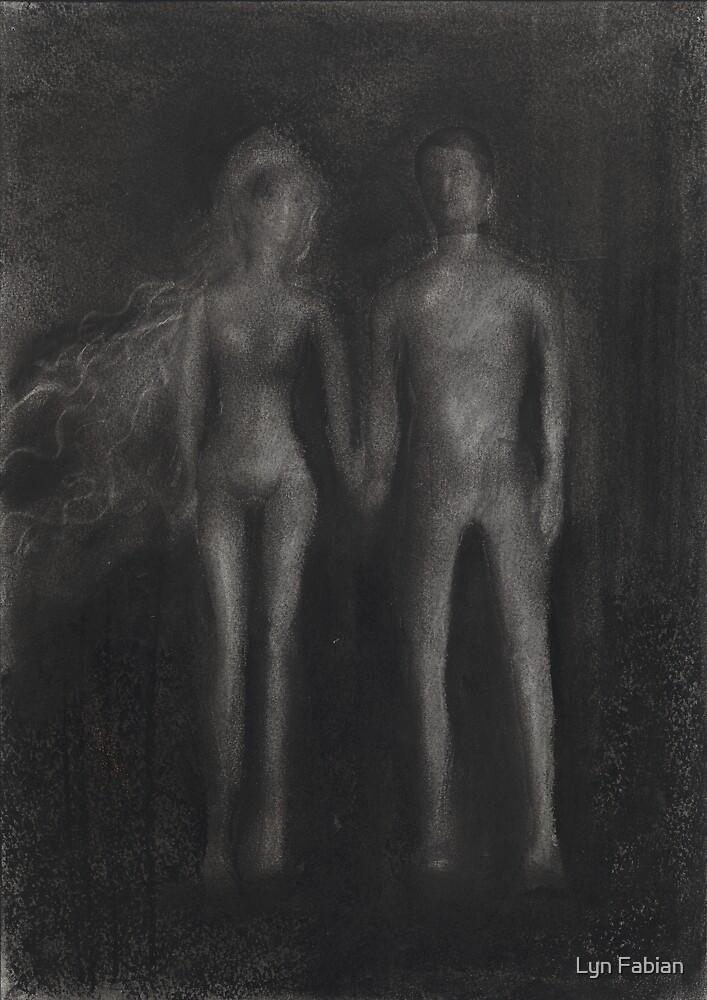 Adam and Eve by Lyn Fabian