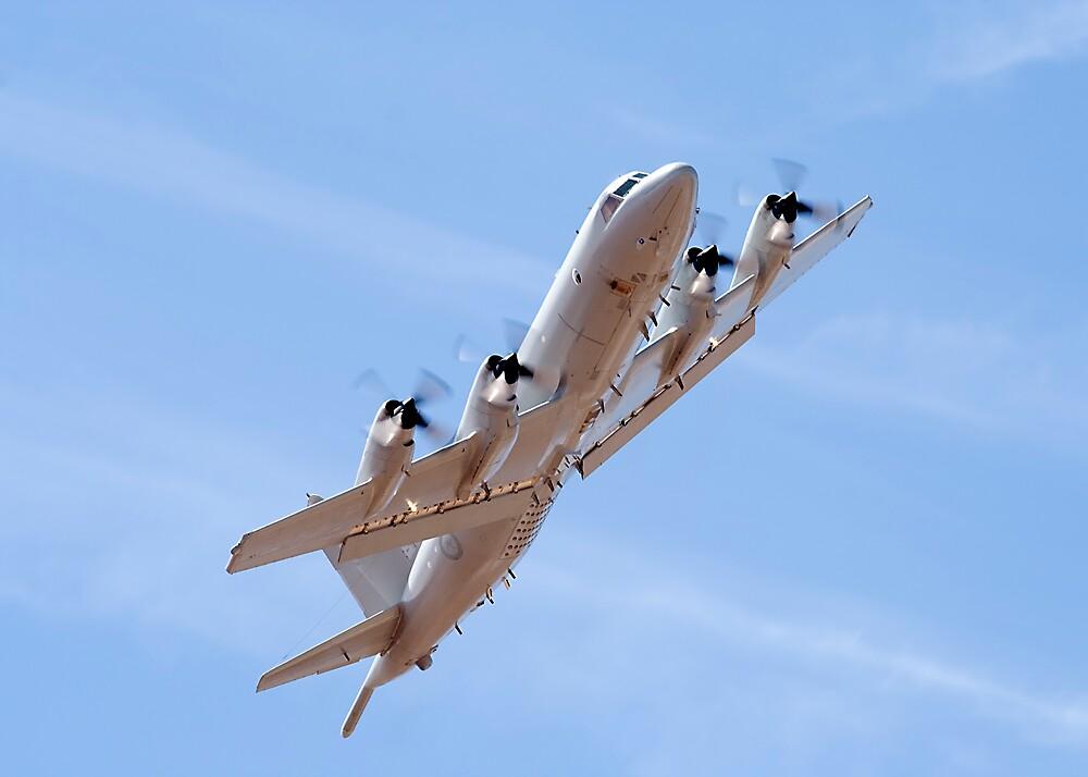 RAAF AP3C Orion by Peter Ede