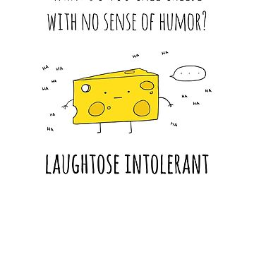 What do you call cheese with no sense of humor? by cheezup