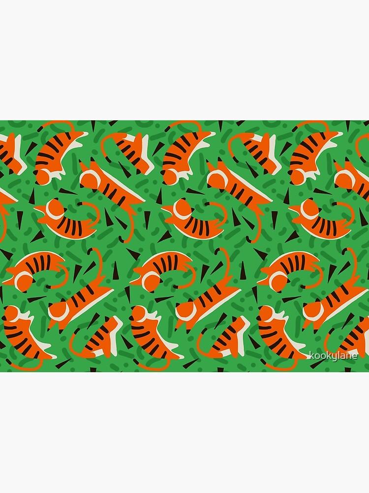 Tiger Jungle by kookylane
